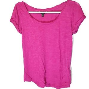 Banana Republic Pink Tee